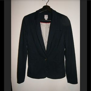 • Navy Blue Professional Blazer •